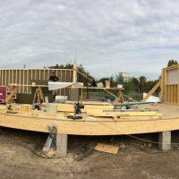 construction ossature bois Alter iso