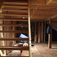 extension_bois avec pose escalier bois